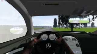 getlinkyoutube.com-Racer Free Car Simulator - Mercedes-Benz SLR McLaren www.racer.nl