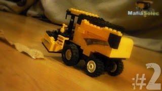 getlinkyoutube.com-LEGO ㋡ Maszyny Rolnicze ☆ Lato #2 ★ MafiaSolec