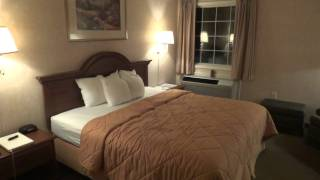 getlinkyoutube.com-Comfort Inn Burkeville VA Hotel Tour Sony Cybershot DSC-TX10 in 1080p