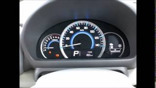 getlinkyoutube.com-スズキ スペーシアX 2WD S-エネチャージ搭載ハイブリッドモデル(2015)試乗車撮影!