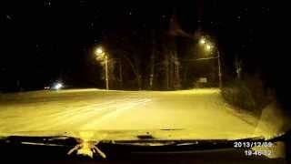 getlinkyoutube.com-Тест драйв новеньких GOODYEAR Ultra Grip Ice Arctic