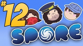 Spore: Dancing and Singing - PART 12 - Steam Train