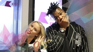 MNEK & Zara Larsson talk success & Never Forget You