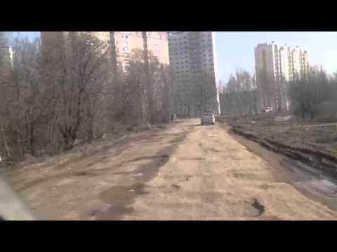 Состояние улицы 65 лет Победы