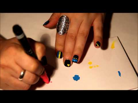 Ciat: Chalkboard Manicure (Uas efecto pizarra)