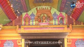 கொக்குவில் மஞ்சவனப்பதி முருகன் கோவில் முதலாம் நாள் கந்தசஷ்டி விரதம் 20.10.2017