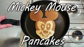 getlinkyoutube.com-How to Make Mickey Mouse Pancakes