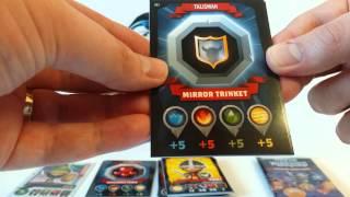 getlinkyoutube.com-World Of Warriors Multipack Opening