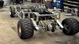 Homemade Go Kart The Build P1