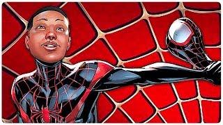 getlinkyoutube.com-SPIDER-MAN FILM 2018 mit Miles Morales? Film News