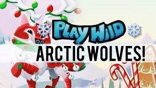 getlinkyoutube.com-Animal Jam: HUGE PLAY WILD UPDATE - ARCTIC WOLVES!