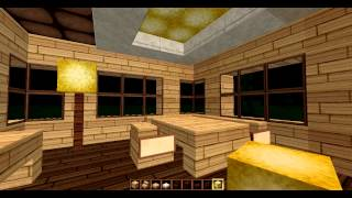 download video minecraft tutorial wie baue ich ein sch nes haus teil 1 rohbau. Black Bedroom Furniture Sets. Home Design Ideas