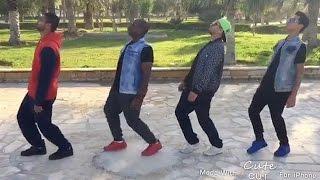 getlinkyoutube.com-العالم كله يرقص بربس - شاهد تأثير حط رجلك كذا على الشعب ههههههه