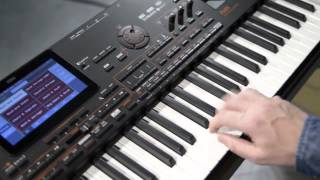 getlinkyoutube.com-Korg pa4x demo 2