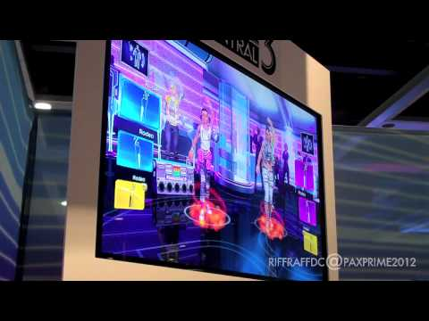 Dance Central 3 &quot;I Am The Best&quot; (Medium) Off-Screen Gameplay Preview at PAX Prime 2012