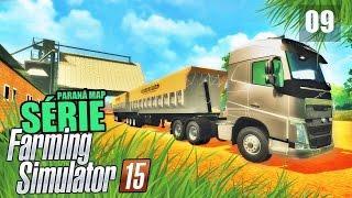 getlinkyoutube.com-Entrega com Volvo FH16 - Farming Simulator 2015 Multiplayer