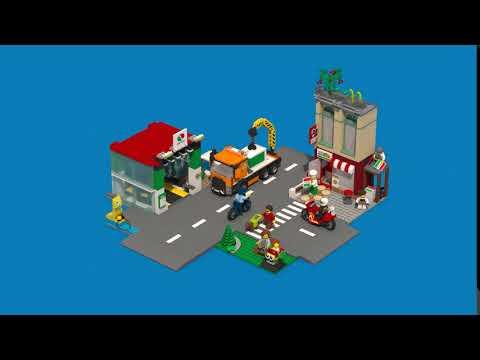 LEGO City Town Center - 60292