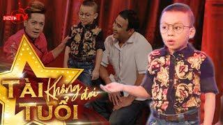 getlinkyoutube.com-Thánh hài nhí 5 tuổi một mình độc thoại khiến sao Việt bấn loạn!