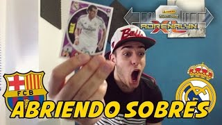 getlinkyoutube.com-Pack Opening Adrenalyn XL Liga BBVA 2014-2015 | UNBOXING DE CROMOS Ep.1