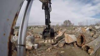 Mini Excavator thumb review