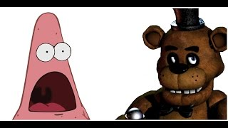 Patrick Plays Five Nights at Freddy's