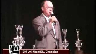 Marvin Alexander, CAI, 1989 International Auctioneer Champion (IAC)