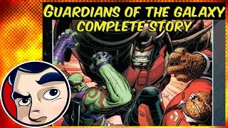 """getlinkyoutube.com-Guardians of the Galaxy """"Emperor Quill"""" - ANAD Complete Story"""