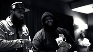 Stalley - Swangin (Ft. Scarface) (Making Of)