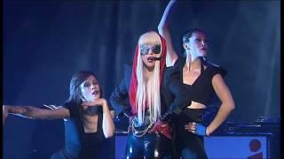 getlinkyoutube.com-Lady Gaga - Just Dance (2008 NRJ Music Tour)