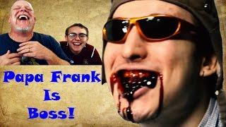 "getlinkyoutube.com-REACTION TIME - ""I Hate Vegans"" - Papa Frank Is Absolute Boss!"