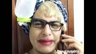getlinkyoutube.com-Chutki asks Shopkeeper for more bra or Mogra?   Chutki and Shopkeeper compilation