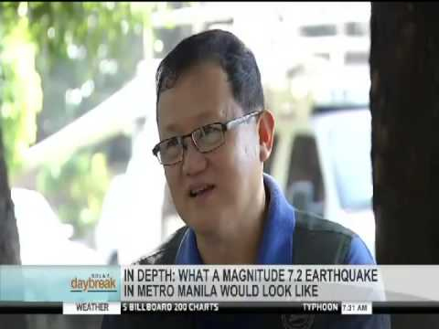 Philippine Killer Earthquake Will About To Happen 37,000 Dea
