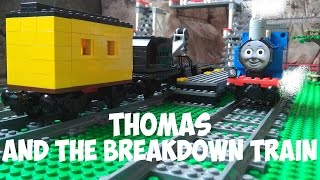 getlinkyoutube.com-Lego: Thomas and The Breakdown Train