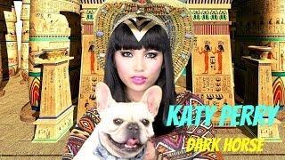 getlinkyoutube.com-Katy Perry 'Dark Horse' Makeup Tutorial !!!