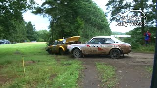 getlinkyoutube.com-Eifel Rallye Festival 2015 CRASHES, MISTAKES & ATTACK