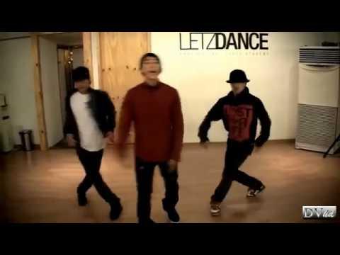 Jay Park - Star (mirror dance practice)