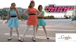 getlinkyoutube.com-Powerpuff Girls Live Action Trailer (2016) (JGI #39)
