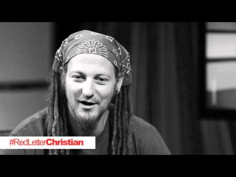 RED LETTER REVOLUTION - Clip 1 - Shane Claiborne on Concern for the Perception of Christians