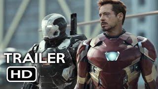 getlinkyoutube.com-Captain America: Civil War Official Trailer #1 (2016) Chris Evans, Robert Downey Jr. Movie HD