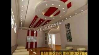 En Uygun Ankara Alçıpan Asmatavan Uygulama Ustası 05375401636