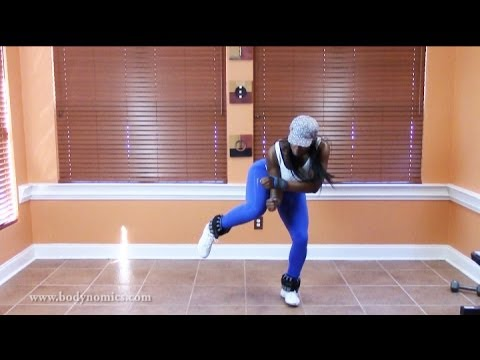 Miley Cyrus AIN'T GOT NOTHIN ON ME! (Buffie the Body cardio twerk)