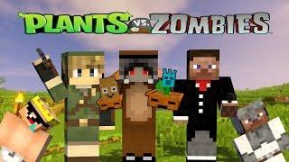 Minecraft : Plant Vs Zombie Series # 6 คู่ต่อกรสุดน่ากลัว Jeffy และ The Noob