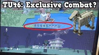 getlinkyoutube.com-Minecraft Xbox 360 / Wii U TU46 Skeleton Horses & EXCLUSIVE Combat