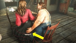 What The Couple Does If You Decide To Leave   Red Dead Redemption 2