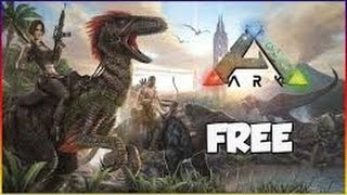 getlinkyoutube.com-How to download Ark Survival evolved on pc for free🐯