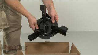 getlinkyoutube.com-AriensSnowblower Impeller Replacement, Repair #00485551