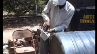 getlinkyoutube.com-Compact Biogas Plant