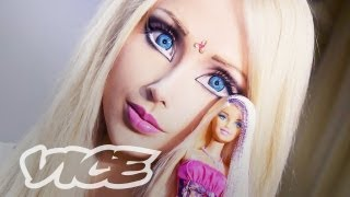 getlinkyoutube.com-Real Life Ukrainian Barbie (Full Length)