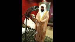 getlinkyoutube.com-أذان الجمعة الثاني 24/01/1437 للمؤذن عماد بن علي إسماعيل