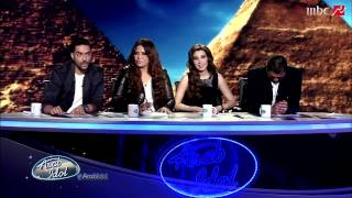 Arab Idol - episode 2
